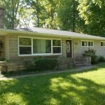 Estate Size Wooded Setting with Private Patio