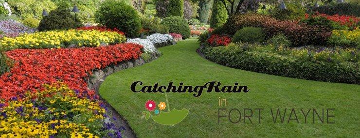 Fort Wayne 39 S Rain Garden Incentive Makes Home Look Great