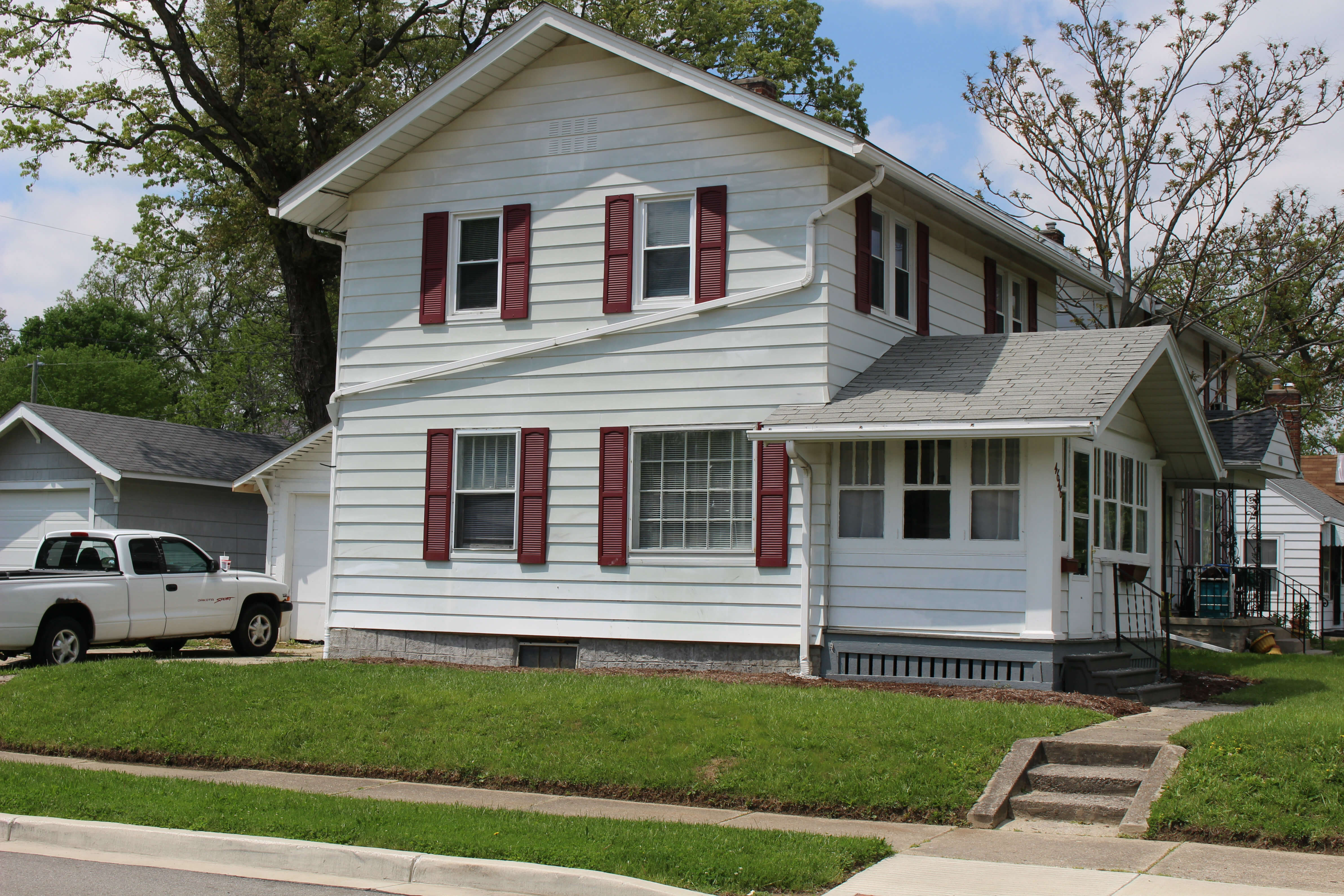 Nice 3 bed with style and space sold fort wayne listings Pictures of really nice houses