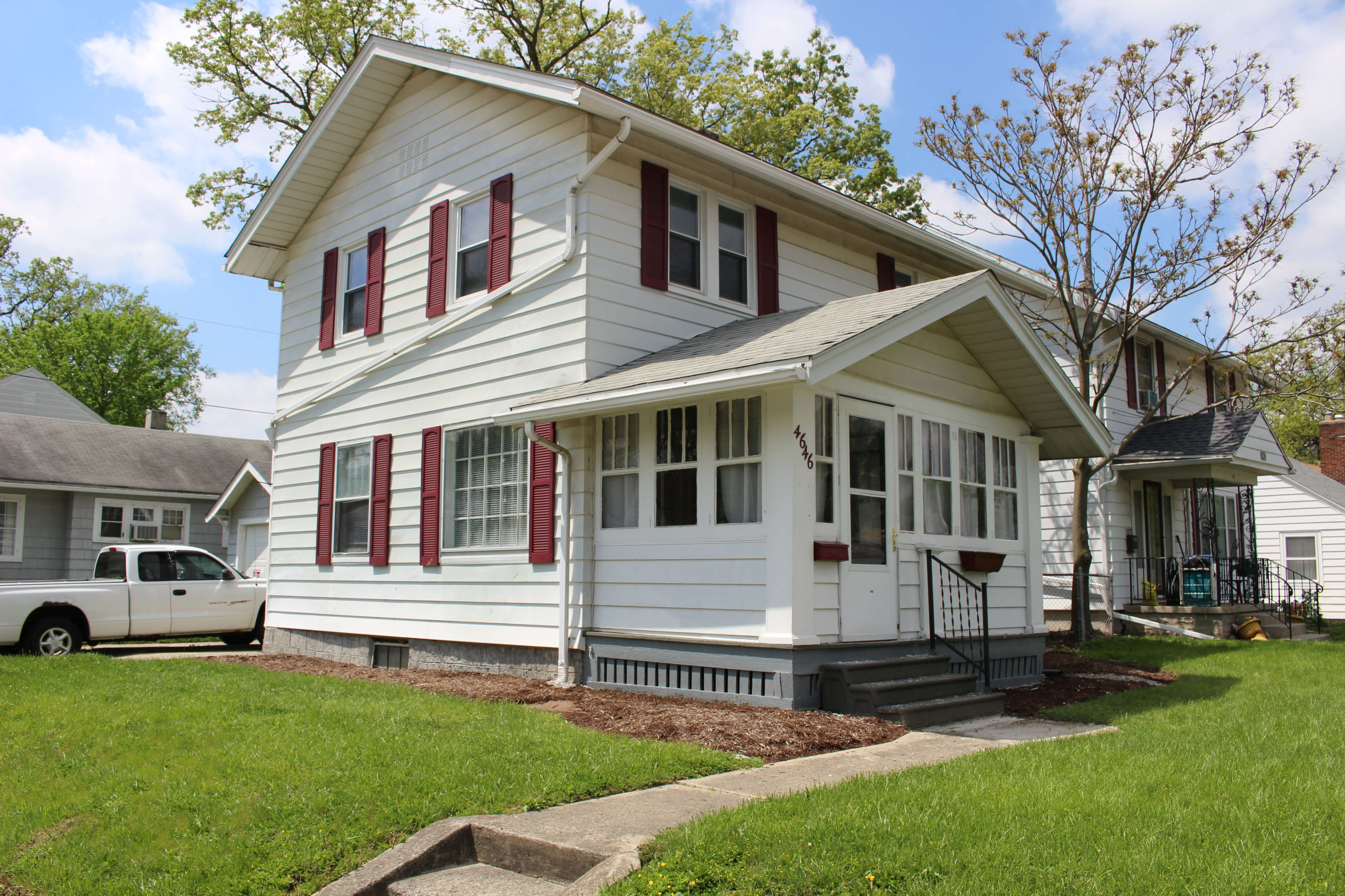 Nice 3 bed with style and space sold fort wayne listings for rent and rent to own free home Home furniture rental indiana