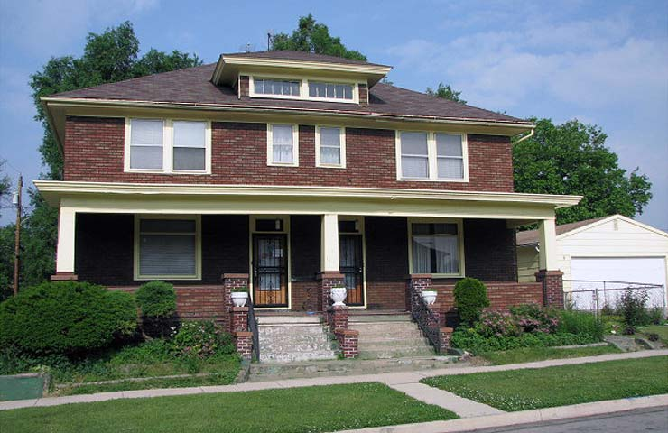 Fort Wayne Investment Property or Home