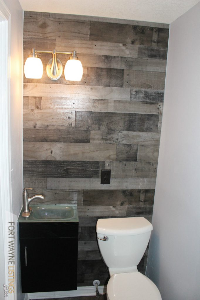 Newly renovated guest bath