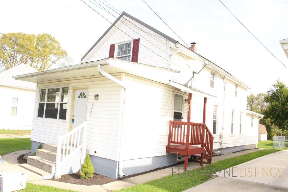 Affordable Southwest Fort Wayne Home For Sale Basement Private