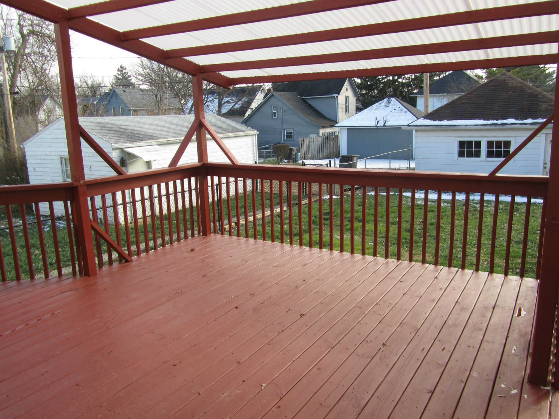 Fort Wayne Forest Park Home Has All The Features For